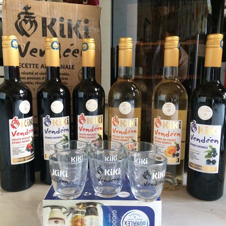 Cuisine facile et rapide le kiki vend e un ap ro for Aperitif maison a base de vin