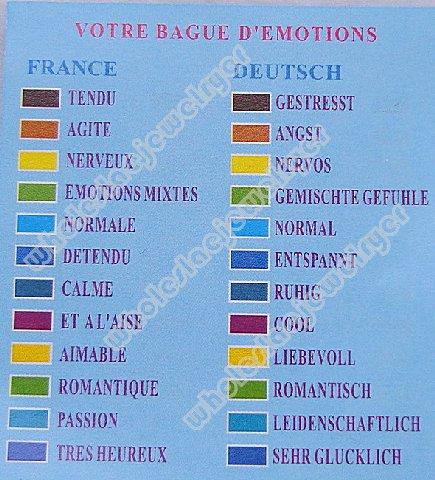 Bracelet Tool Galleries Mood Bracelet Color Meanings
