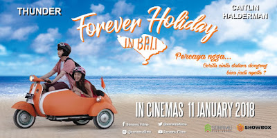 Poster Film Forever Holiday in Bali