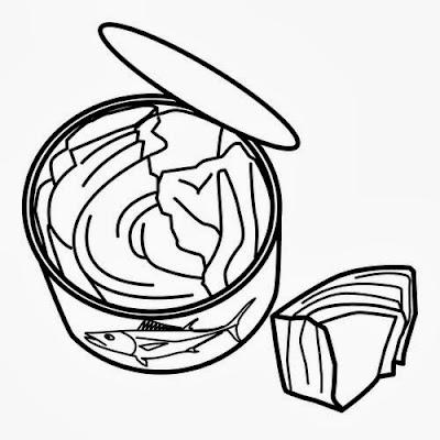 Maestra de Primaria: Dibujos de carnes, pescados y mariscos para ...