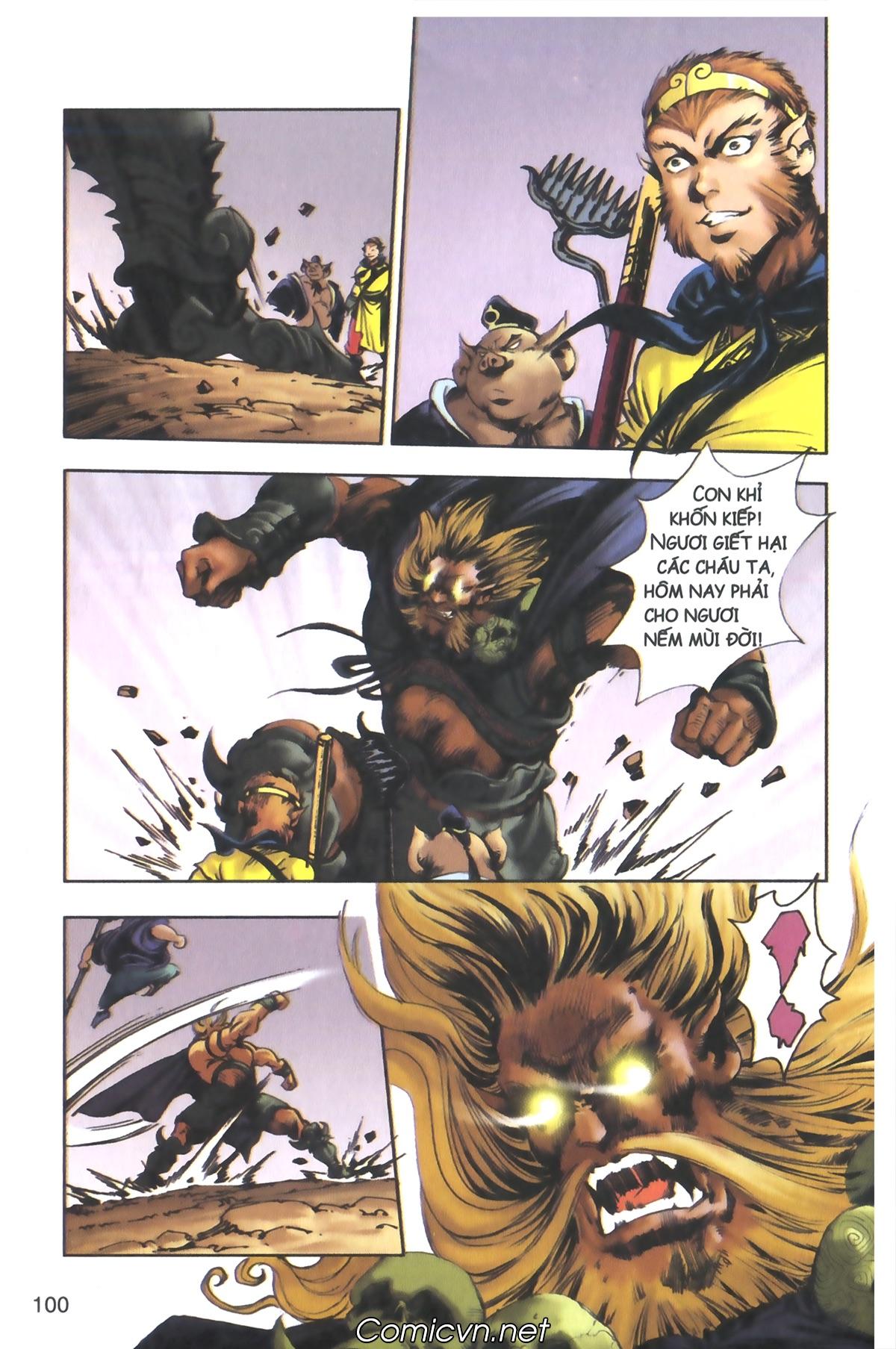 Tây Du Ký màu - Chapter 126 - Pic 11