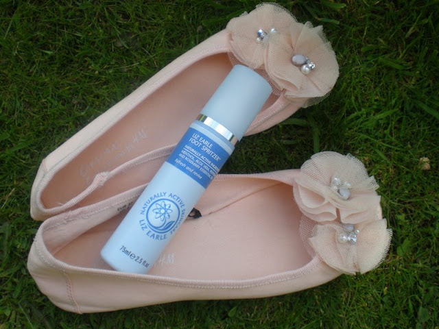 Liz Earle Foot Spritzer
