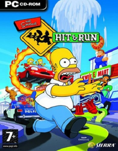 the simpsons - Download The Simpsons Hit and Run For PC