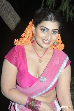 Actress Sexy And Hot Cleavage Photos In Saree