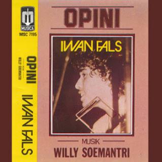 Kumpulan Lagu Mp3 Terbaik Iwan Fals Full Album Opini (1982) Lengkap