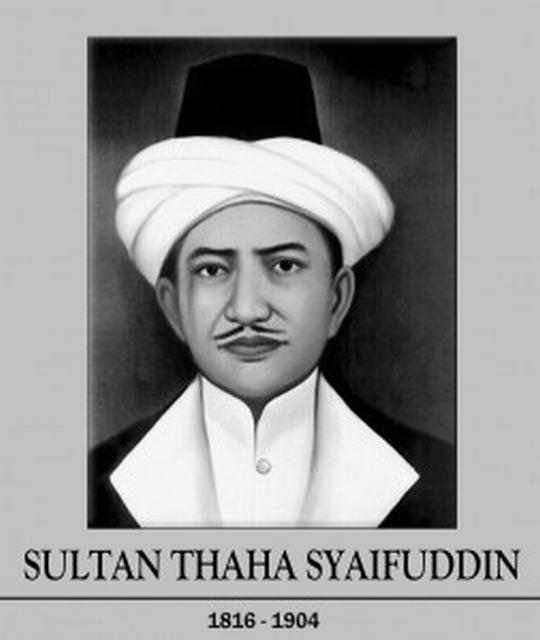 Mengunjungi Makam Sultan Thaha Syaifuddin Di Tebo Galeri Jambi