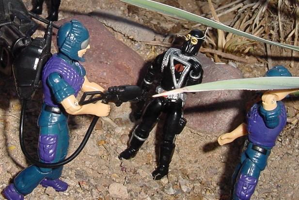 1985 Tele Viper, 1993 Cobra Commander