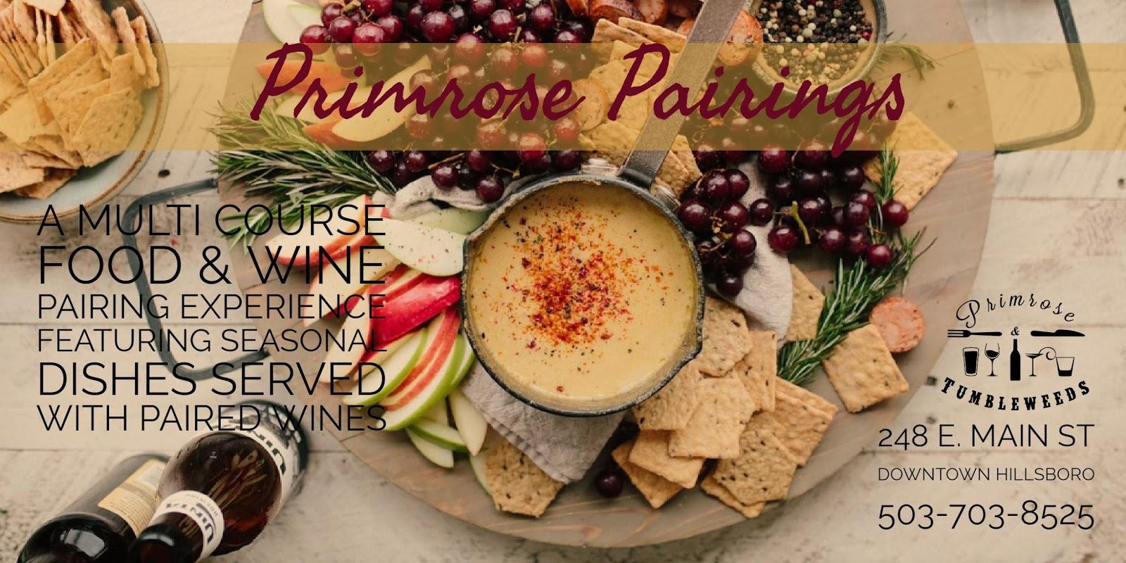 Primrose Tumbleweeds