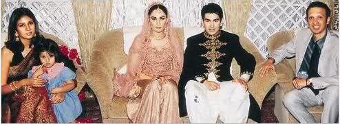 wedding photos of pakistani actors actress models
