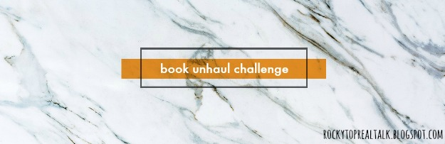 Book Unhaul Challenge | Where I Rush to Read Books I Hauled or Else They Get the Boot #unhaulchallenge
