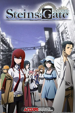 Steins;Gate (24/24) + Ova [Castellano/Ingles/Japones] [BDrip 1080p]