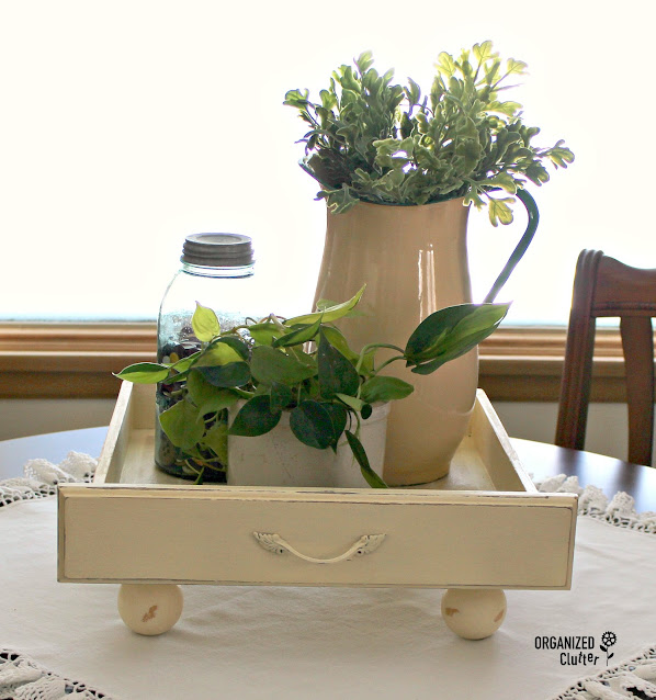 Photo of a drawer houseplant tray