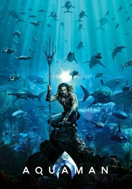 الفيلم الخيالي المنتظر Aquaman .
