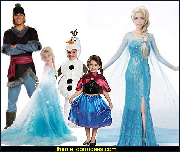 frozen costumes frozen elsa costumes frozen anna costumes olaf costumes  sc 1 st  Decorating theme bedrooms - Maries Manor & Decorating theme bedrooms - Maries Manor