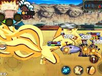 Naruto Senki MOD Full Characters Shinobi Kumite Apk Android Terbaru