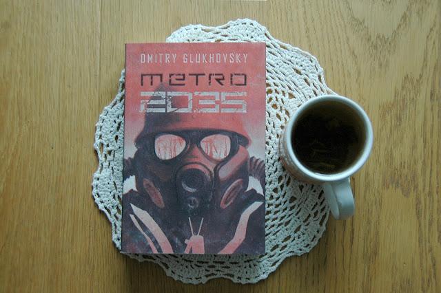 książki cyklu uniwersum 2033 dmitry glukhovsky fantastyka postapokaliptyczna