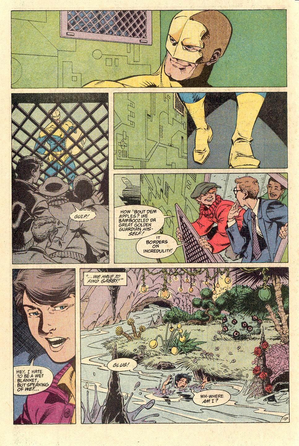 Read online Secret Origins (1986) comic -  Issue #49 - 15