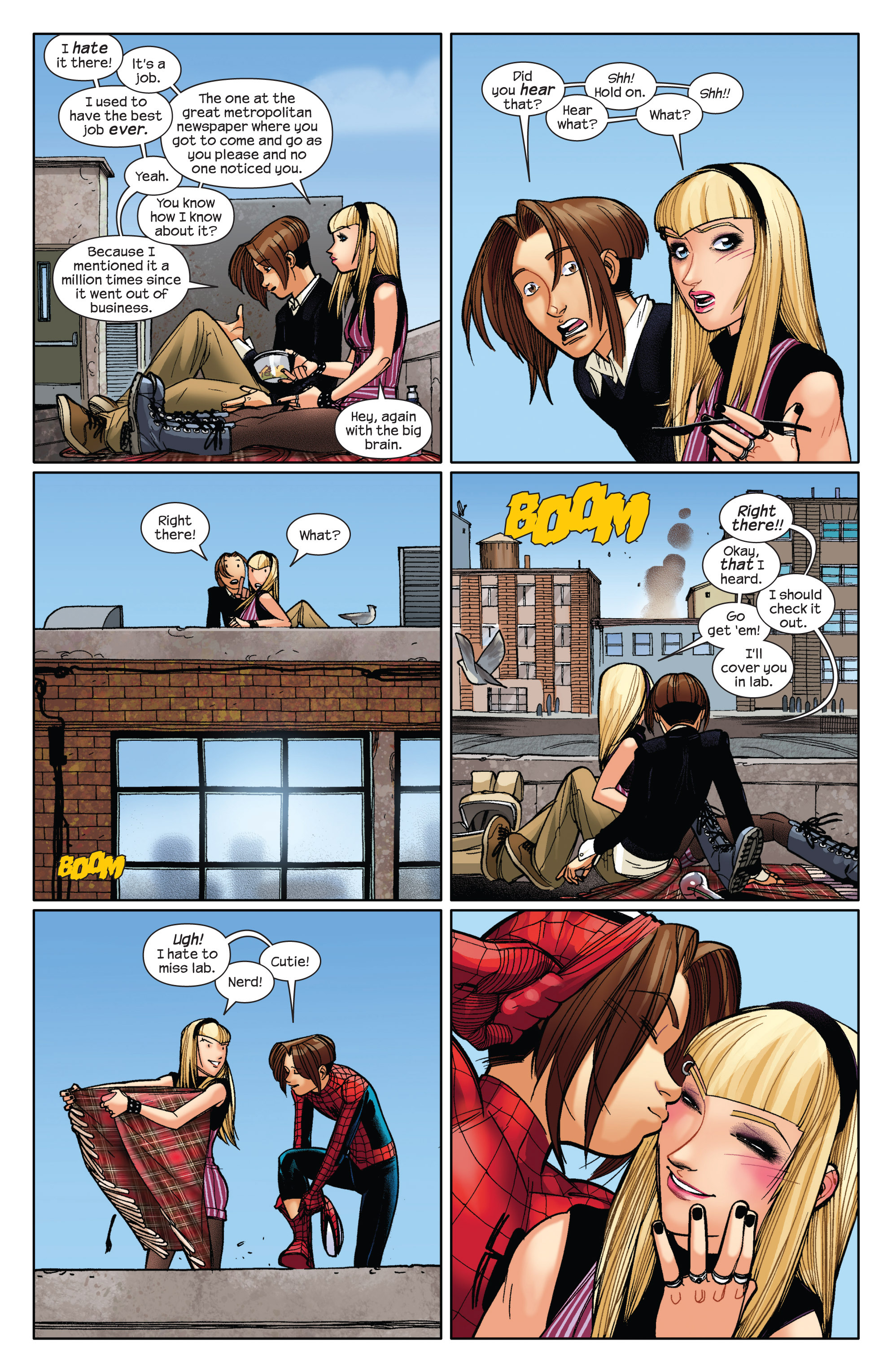 Read online Ultimate Spider-Man (2009) comic -  Issue #2 - 12