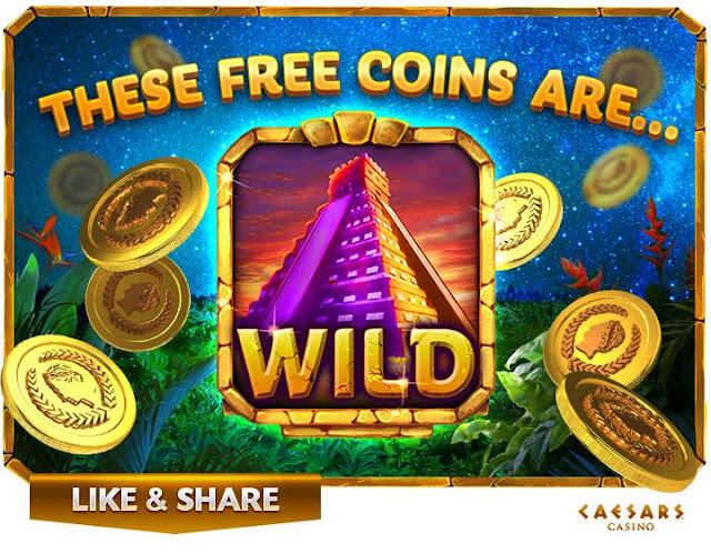 Free coins caesars casino