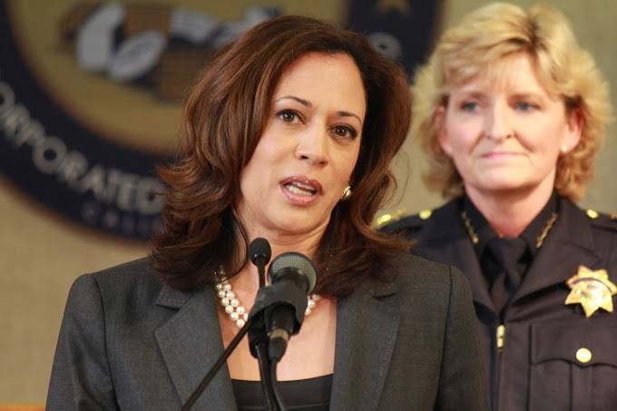 Why shouldn't African-Americans vote for Kamala Harris?