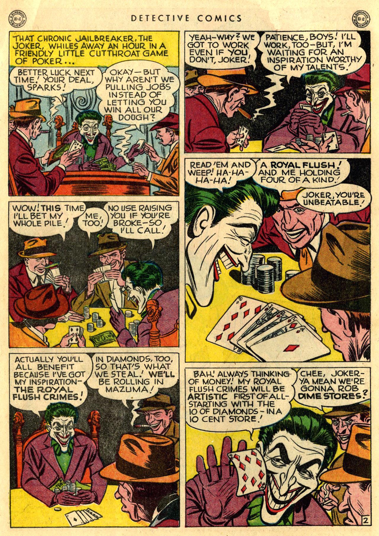 Read online Detective Comics (1937) comic -  Issue #118 - 4