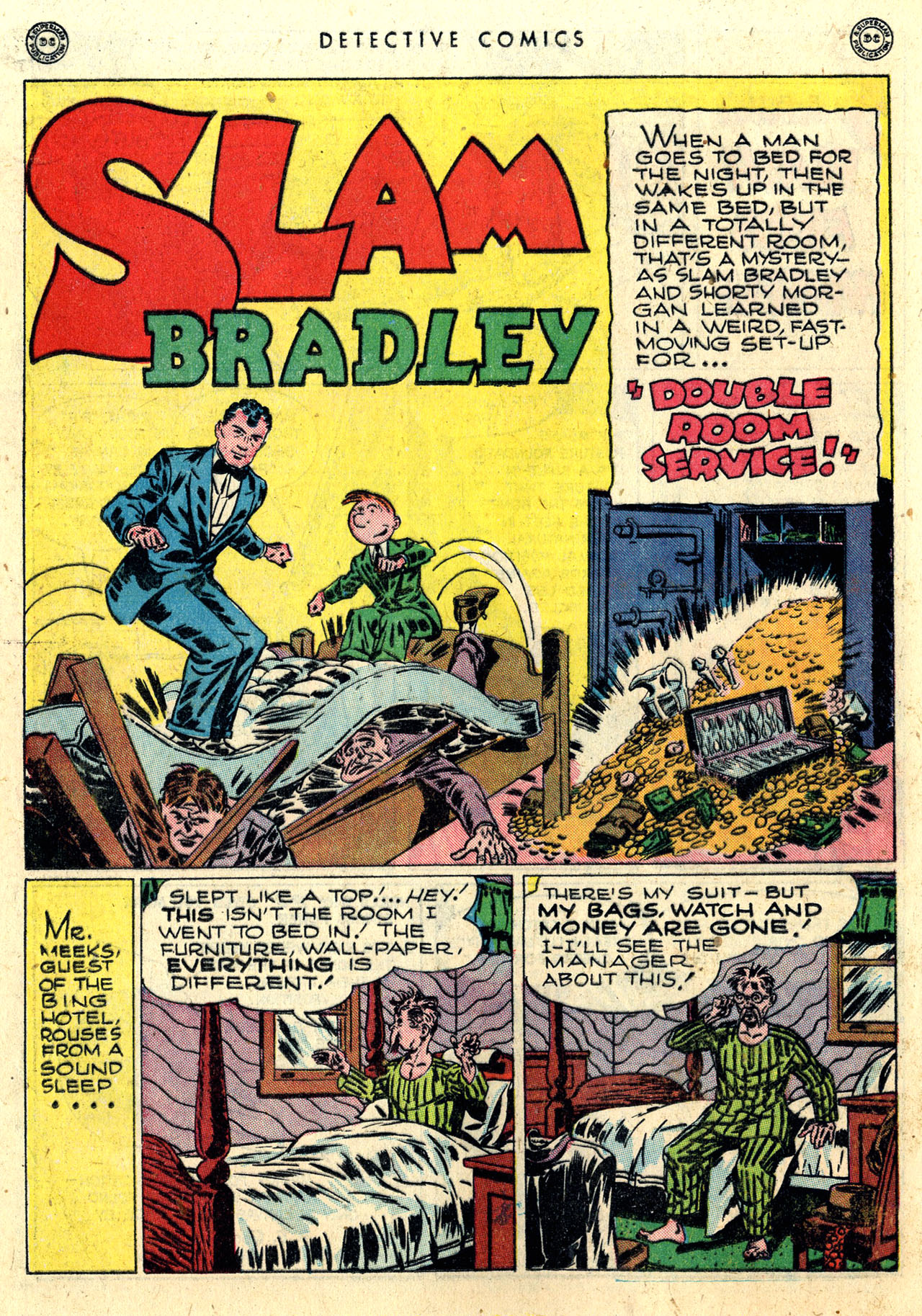 Read online Detective Comics (1937) comic -  Issue #112 - 24