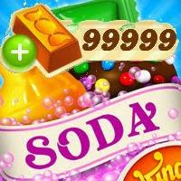 Candy Crush SODA Saga Altın Hilesi