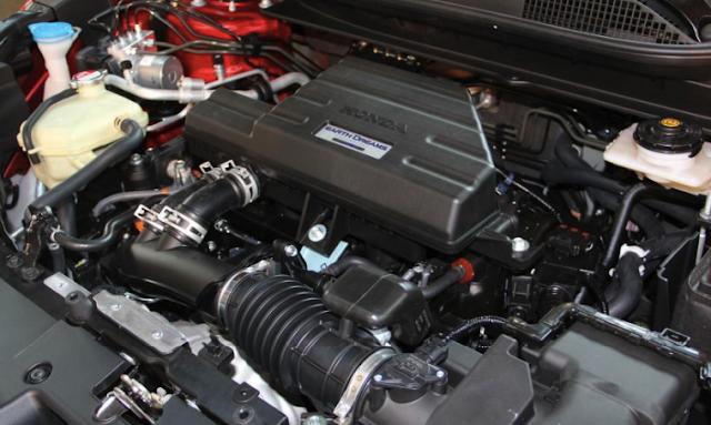 2017 Honda CR-V AWD Review and Release