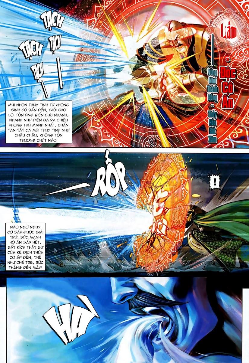Ôn Thuỵ An Quần Hiệp Truyện Phần 2 chapter 5 trang 7
