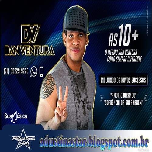 Dan Ventura - CD Promocional As 10+ (2017)
