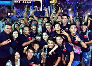 RSB Champion - Rhythm Competition 2016