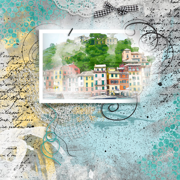 portofino © sylvia • sro 2017 • created by jill • blendits layered template 25 • you're my kind of crazy
