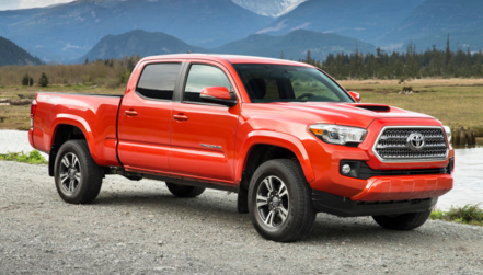 2017 Toyota Tacoma Trd Pro Diesel