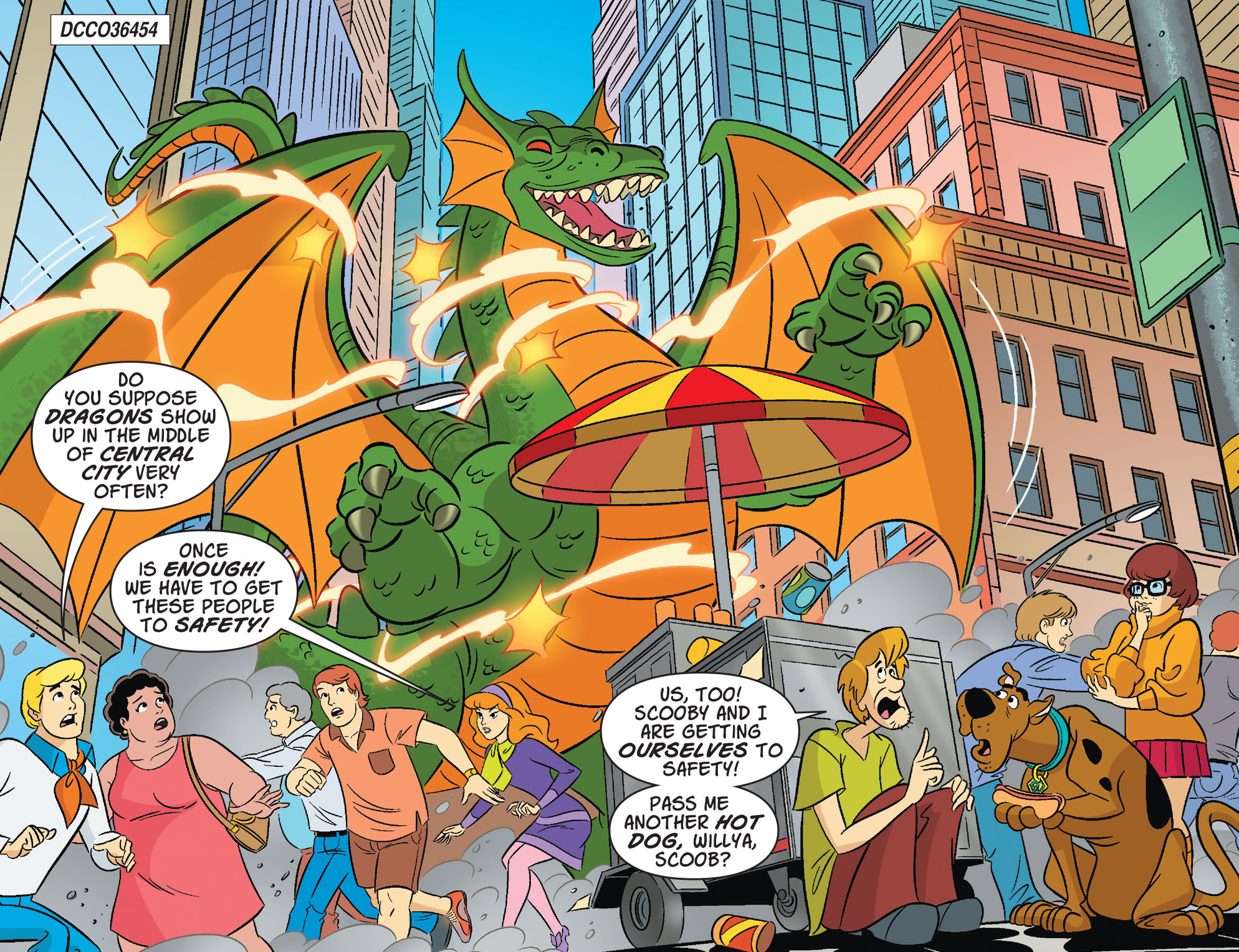 Read online Scooby-Doo! Team-Up comic -  Issue #29 - 4