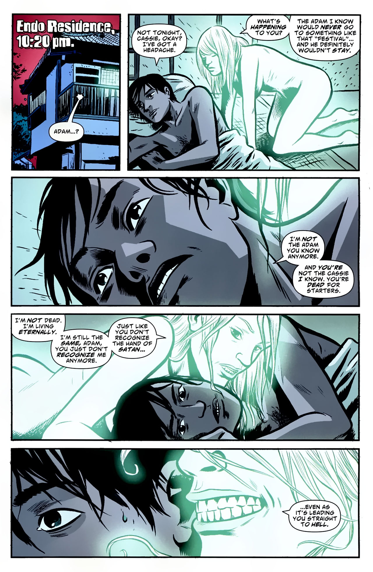 American Virgin issue 16 - Page 21