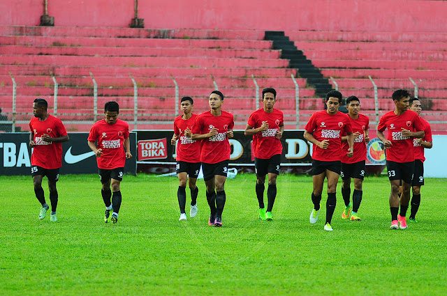 PSM Berniat Bangkit Usai Kalah di Padang