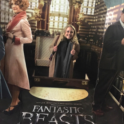 With the fantastic beasts point of sale