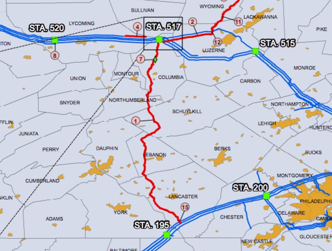ferc approves operation of atlantic sunrise pipeline staring oct 6