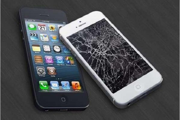 Nguyên nhân dẫn đến thay mặt kính iPhone 6s Plus