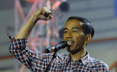 Joko Widodo atau dekat disapa Jokowi yaitu seorang Gubernur DKI Jakarta yang menjabat se Profil Jokowi