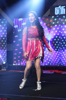 Sunny Leone Dancing on stage At Rogue Movie Audio Music Launch ~  226.JPG