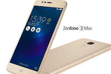 Cara mudah flash Asuz Zenfone 3 Max {ZC520TL} via SD card 100% berhasil