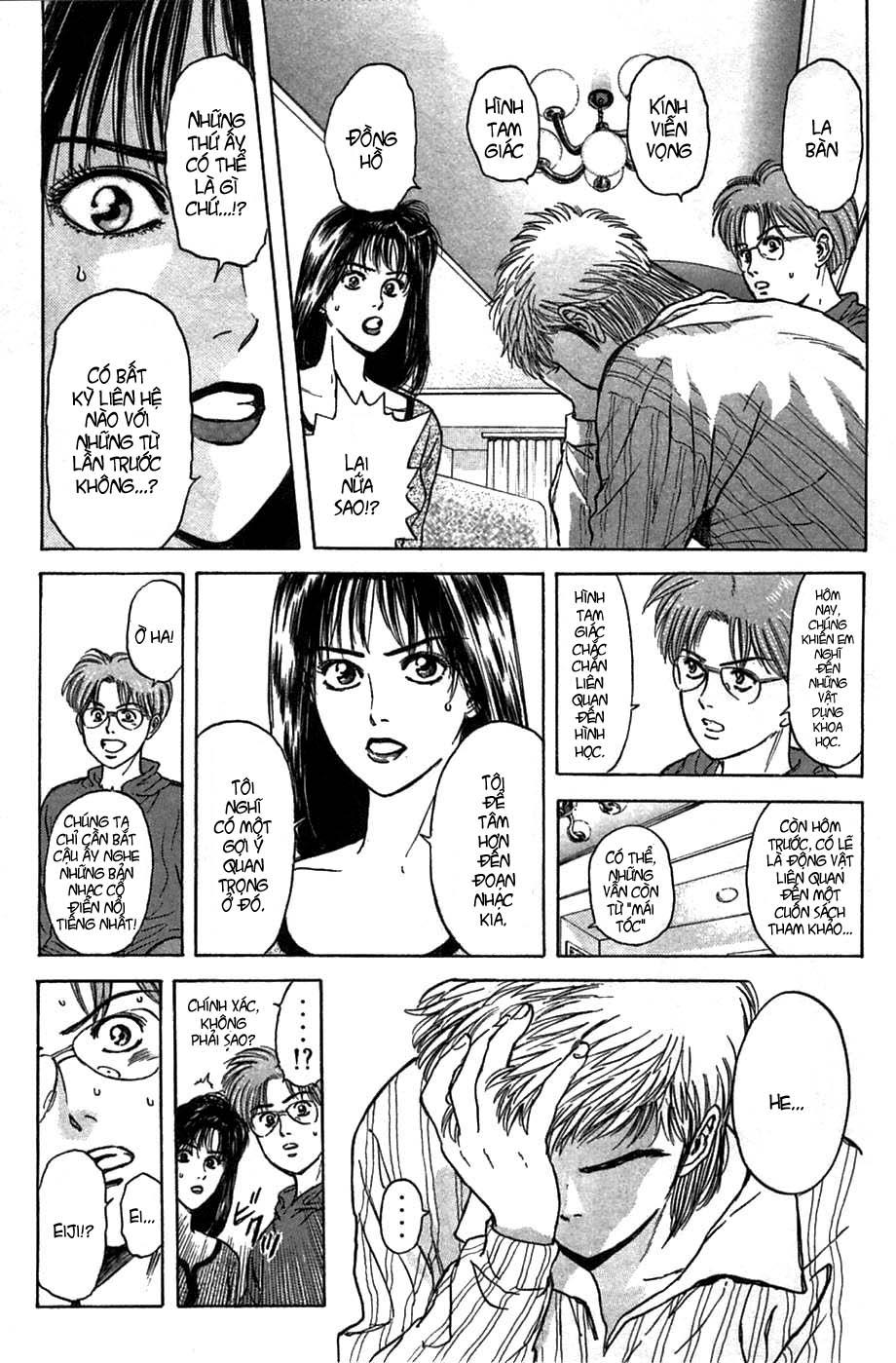 Psychometrer Eiji chapter 38 trang 14