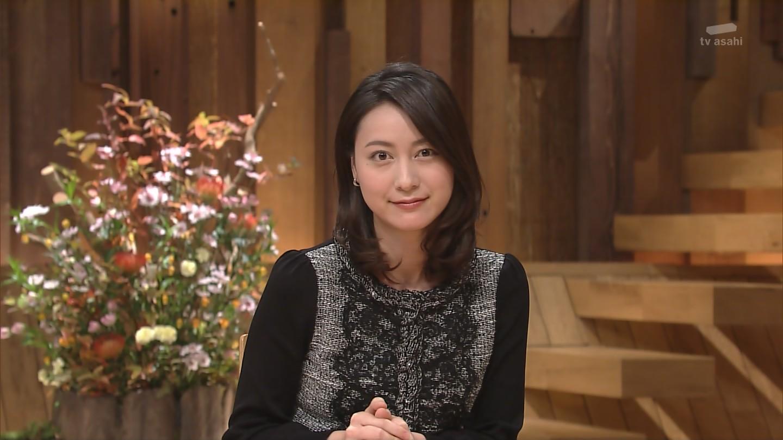女子アナ画像コレクション: 小川彩佳 報道ステーション 2014年11 ...