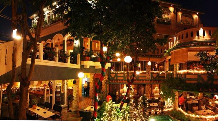 10 quán cafe biệt thự sân vườn đẹp như mơ ở nam s30g