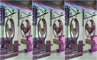 LAPAK JADOEL : Dijual Plang Toko Antik Boeka-Toetoep - BANDUNG