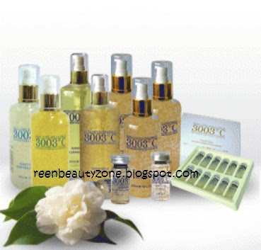 Beauty Zone: GOLD SKINCARE 3003C Series