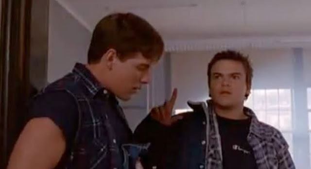 Jack Black Airbourne (1993) movie