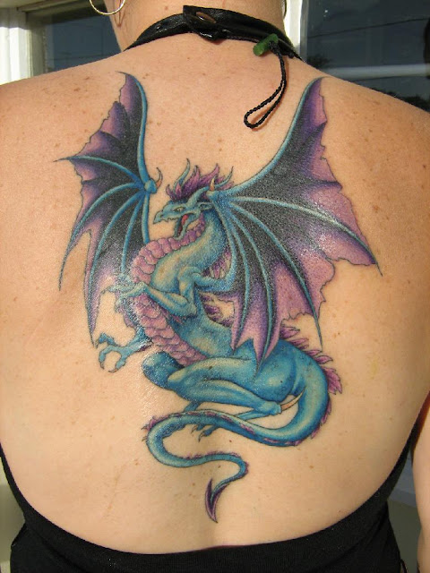 Dragon Tattoo Designs For Women Unique Updates