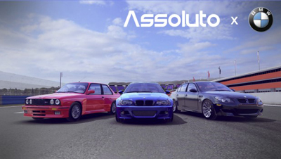 Assoluto Racing Mod Apk + Data v1.17.2 Unlimited Money Terbaru